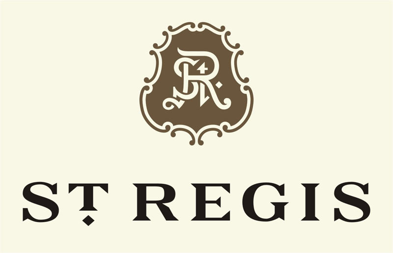"Логотип сети ""St. Regis Hotels & Resorts"