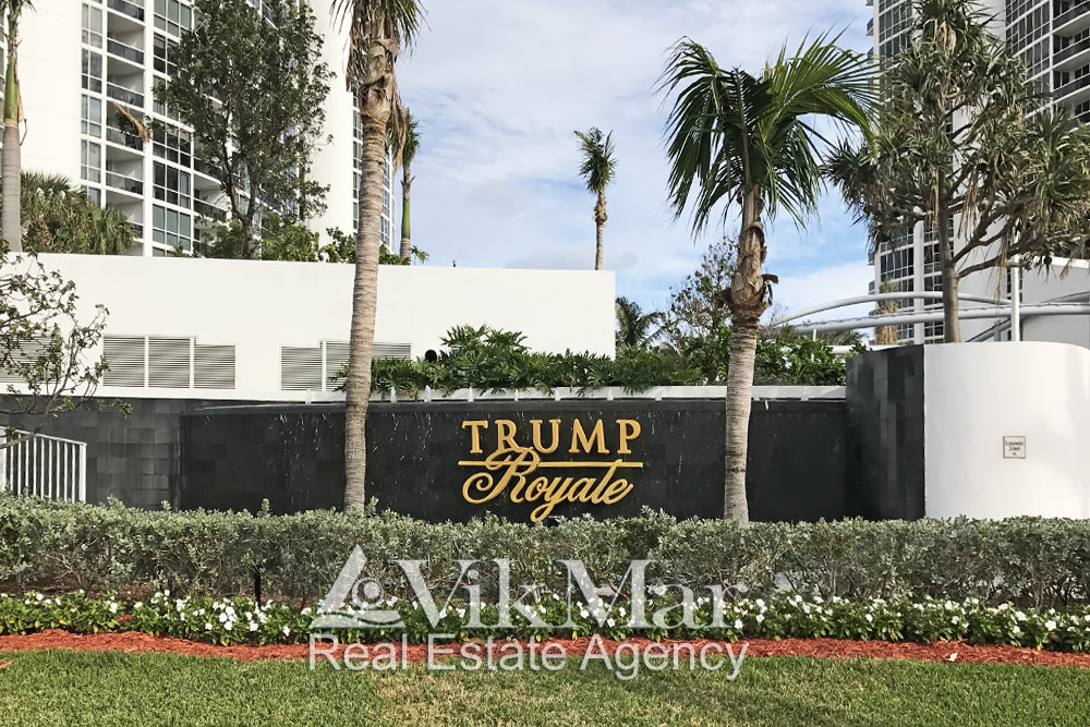 Trump Royale в Санни-Айлс-Бич