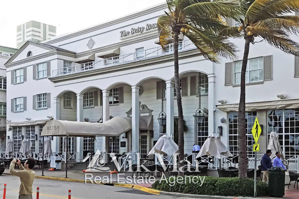 Отель The Betsy Hotel в Майами