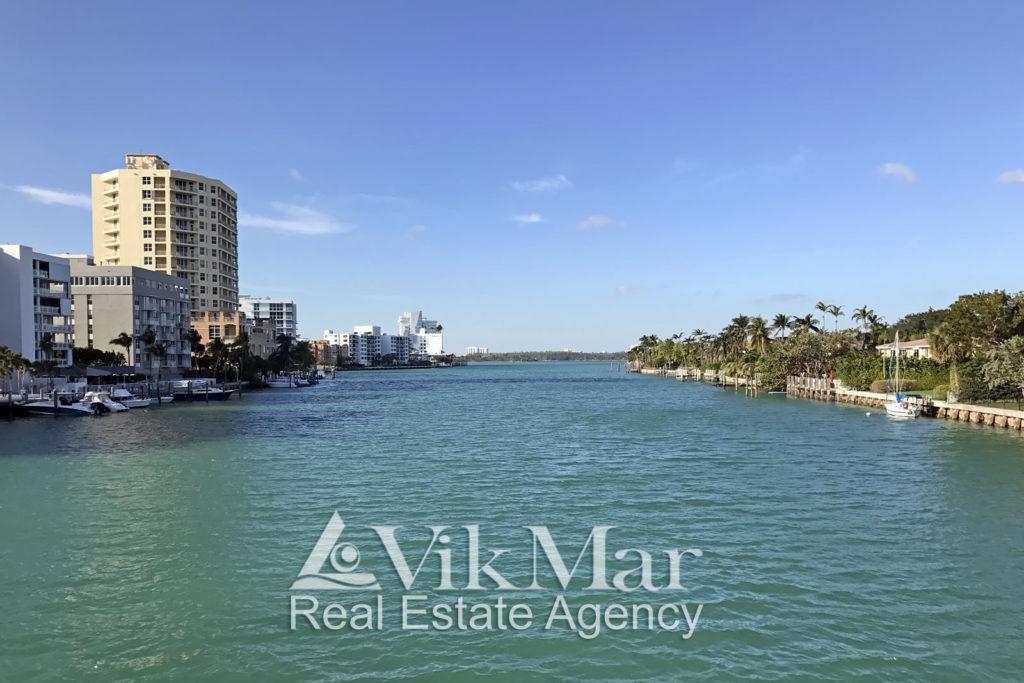 Участки акваторий в Майами для взлета и посадки туристических гидросамолетов