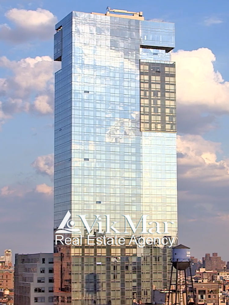 Башня «Trump SoHo» в Нижнем Манхеттене