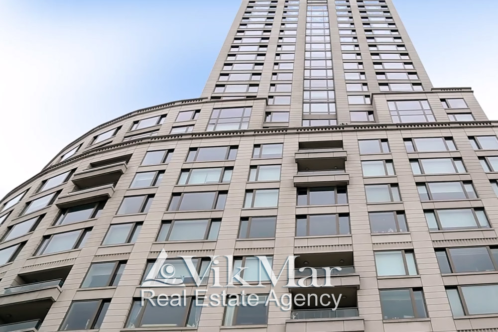 Здание «Heritage At Trump Place 240 Riverside Blvd» в Нью-Йорке